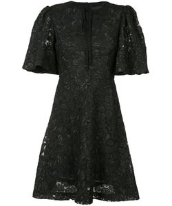 Co | Keyhole Neck Dress