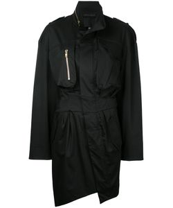Alexandre Vauthier | Zipped Shirt Dress Women