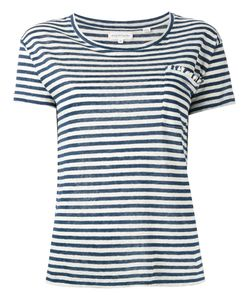 Chinti And Parker | Striped T-Shirt Size Small