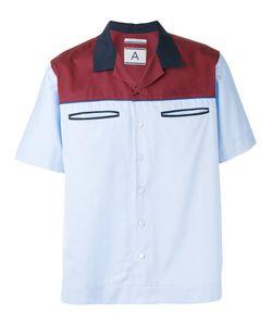 Andrea Pompilio | Shortsleeved Shirt Size 46