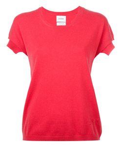 Barrie | Knitted T-Shirt Medium Cashmere