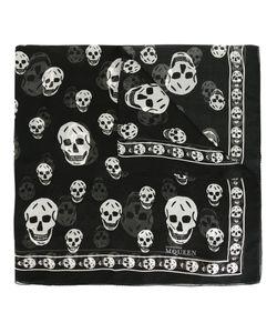 Alexander McQueen | Skull Print Sheer Scarf