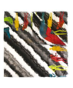 House Of Voltaire | Peter Pilotto Francis Upritchard Scarf