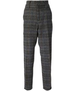 Y / Project | Plaid Trousers