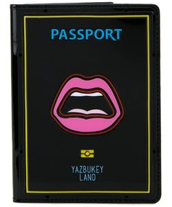 Yazbukey | Lips Sign Passport Case