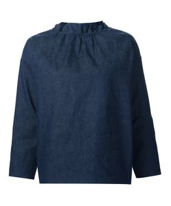 Atlantique Ascoli | Gathered Neck Blouse
