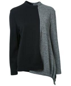 Fad Three | Panelled Sweater