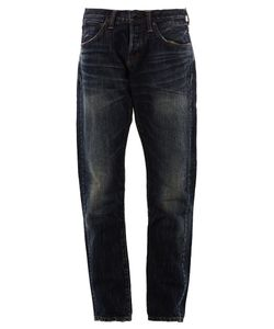 Mastercraft Union | Bleached Straight Jeans