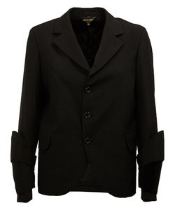 Comme Des Garçons | Three Button Blazer Medium