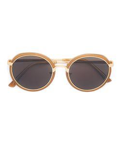 Linda Farrow | Round Framed Sunglasses