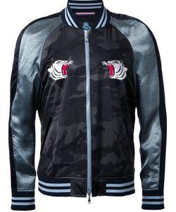 Guild Prime | Embroidered Tiger Bomber Jacket