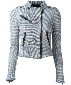 Numero 10 | Zebra Print Jacket 38