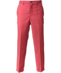 Loveless | Cropped Tailo Trousers