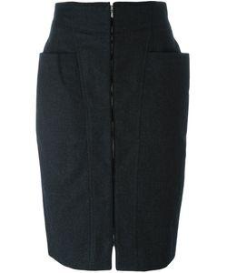 Gianfranco Ferre Vintage | Zipped Skirt