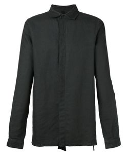 Army Of Me | Concealed Button Shirt