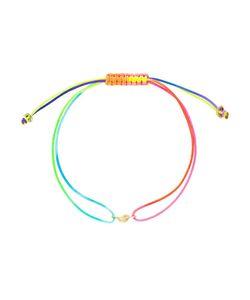 Natasha Collis | 18kt Nugget Friendship Bracelet
