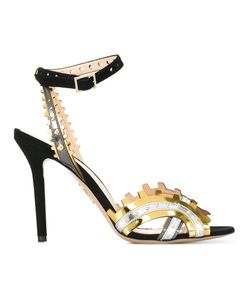 Charlotte Olympia | Laser Cut Detail Sandals