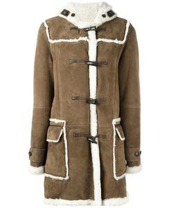 Liska   Shearling Duffle Coat 46