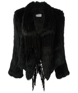 Meteo By Yves Salomon | Fringed Fur Coat