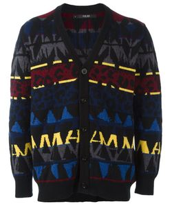 Sibling | Basquiat Fair Isle Cardigan