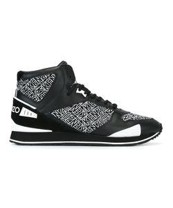Kenzo | Flying Hi-Top Sneakers