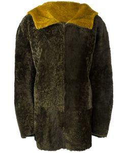 Sylvie Schimmel | Hooded Shearling Jacket