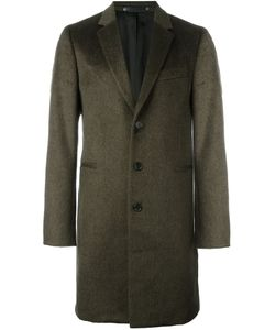 PS Paul Smith | Ps By Paul Smith Single Breasted Fitted Coat Large