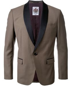 Education From Youngmachines | Shawl Lapels Blazer