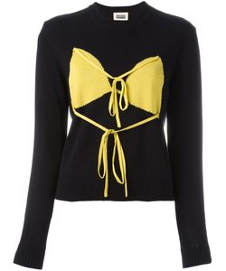 Christopher Shannon | Bikini Intarsia Sweater