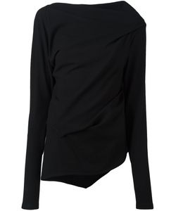 Ann Demeulemeester | Draped Sweater