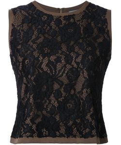 Guild Prime | Lace Sleeveless Blouse