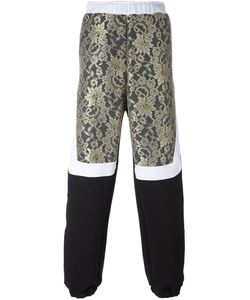 Astrid Andersen | Lace Panel Track Pants Large