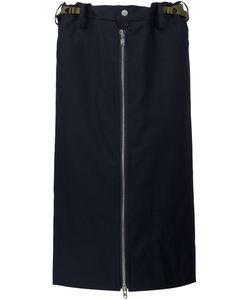Ganryu Comme Des Garcons | Front Zip Culottes