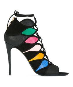 Salvatore Ferragamo | Colour Block Sandals 10