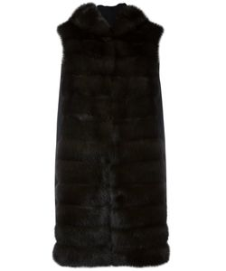Manzoni 24 | Sleeveless Hooded Coat