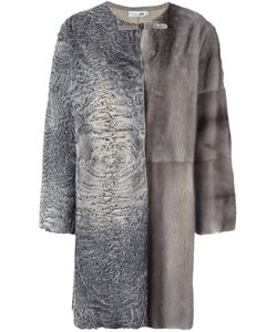 Manzoni 24 | Patchwork Fur Coat Mink Fur/Persian