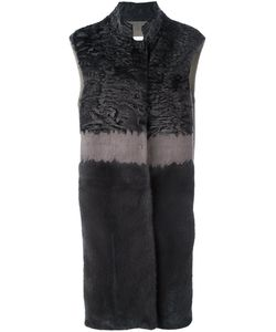 Manzoni 24 | Sleeveless Fur Coat