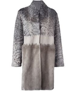 Manzoni 24 | Tonal Fur Coat
