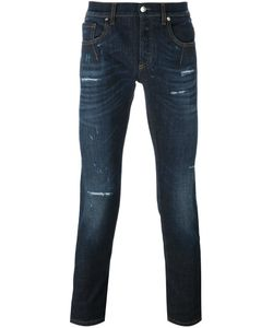 Les Hommes Urban | Distressed Jeans
