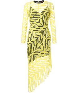 Manning Cartell | Geometric Print Layer Dress