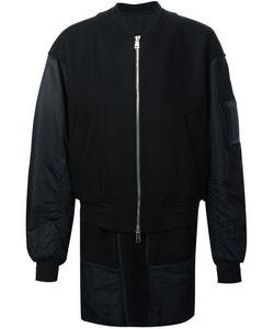 Juun.J | Zipped Bomber Jacket 48