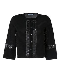 Blumarine | Embroidered Detail Cardigan
