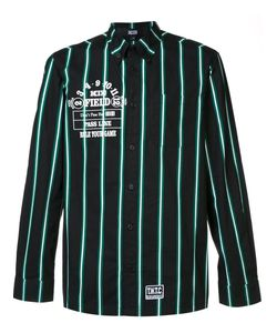 KTZ   Striped Button-Down Shirt