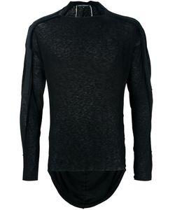 Cedric Jacquemyn | Longsleeved Taped Kimono T-Shirt