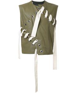 Craig Green | Leather Stitch Vest Medium