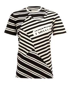 Mihara Yasuhiro | Multi Stripe Print T-Shirt
