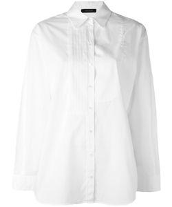 Cédric Charlier | Pleated Detail Shirt