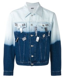 Christopher Shannon | Dip-Dyed Denim Jacket