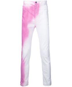 Haider Ackermann | Spray Effect Skinny Jeans Men