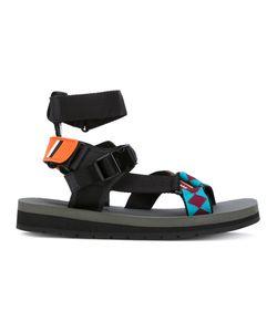 Prada | Hook Loop Sandals Size 5